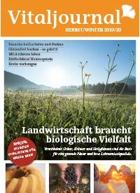 Vitaljournal, Herbst 2019